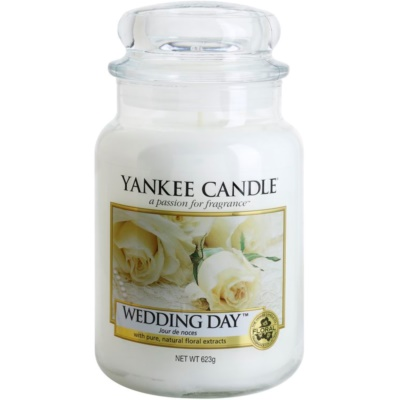 Yankee CandleWedding Day