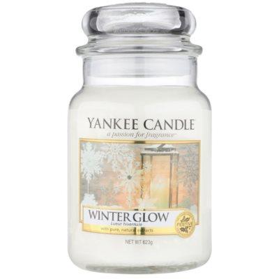 Yankee Candle Winter Glow ароматна свещ  Classic голяма