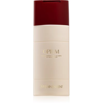 Yves Saint Laurent Opium Body Lotion for Women