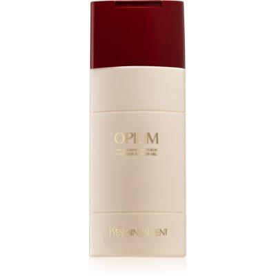 Yves Saint Laurent Opium gel de douche pour femme