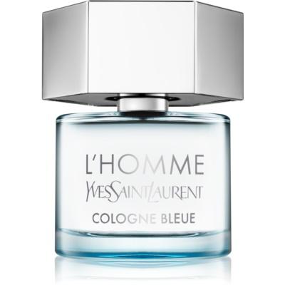 Yves Saint Laurent L'Homme Cologne Bleue woda toaletowa dla mężczyzn