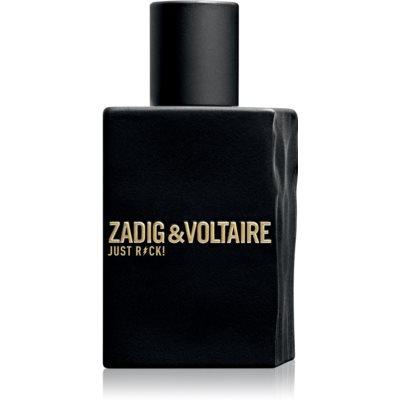 Zadig & Voltaire Just Rock! Pour Lui eau de toilette for Men