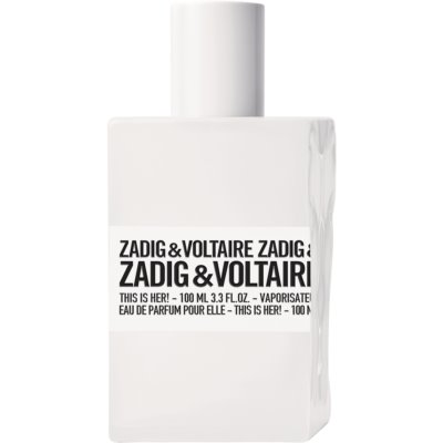 Zadig & Voltaire This is Her! eau de parfum για γυναίκες