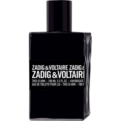 Zadig & Voltaire This is Him! eau de toilette voor Mannen