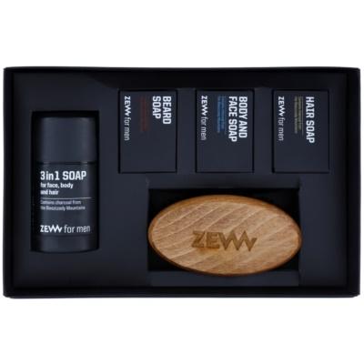 Zew For Men zestaw kosmetyków I. dla mężczyzn