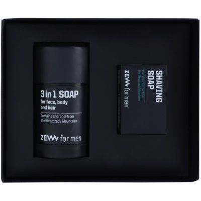 Zew For Men Cosmetic Set III. for Men