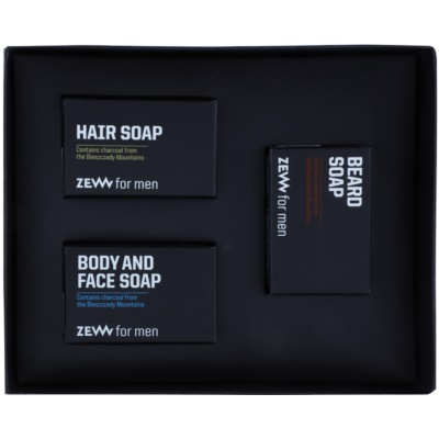 Zew For Men Cosmetic Set IV. for Men