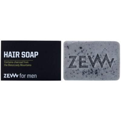 Zew For Men Natural Bar Soap for Hair