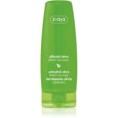 Ziaja Natural Olive Creme für Hände und Fingernägel