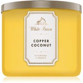 Bath & Body Works Copper Coconut duftkerze  I. 411 g