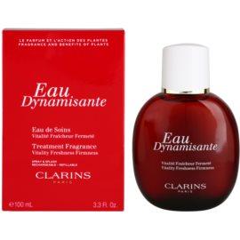 Clarins Eau Dynamisante erfrischendes wasser nachfüllbar Unisex 100 ml