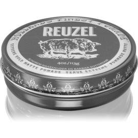 Reuzel Hollands Finest Pomade Extreme Hold Haarpomade mit Matt-Effekt 113 g